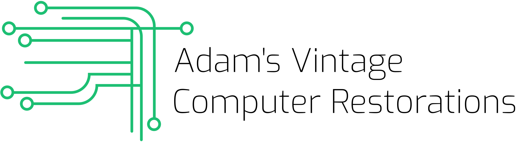 Adam's Vintage Computer Restorations